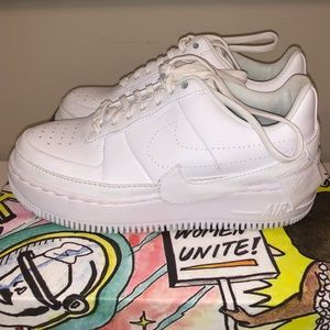 Nike Air Force 1 Jesters White